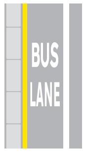 Dmv Road Test Ny >> Road Markings - UK Road Traffic Signs